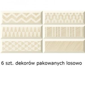 Domino Brika bar patchwork 23,7 x 7,8 G.1