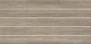 Cersanit PS500 WOOD BROWN SATIN STRUCTURE 29,7x60 G.1W698-009-1